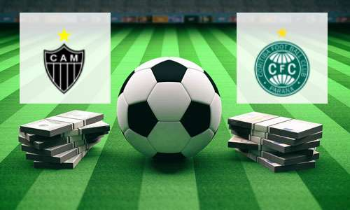 Atletico MG vs Coritiba