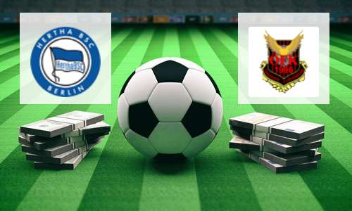 Hertha Berlin vs Ostersund
