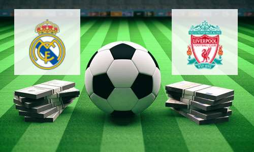 Real Madryt vs Liverpool