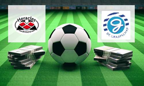 Heracles vs De Graafschap