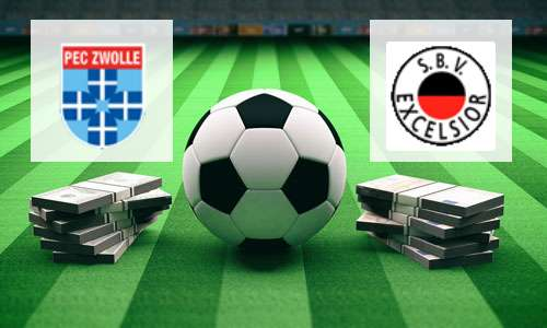 Zwolle vs Excelsior