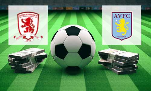 Middlesbrough vs Aston Villa