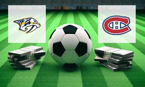 Nashville Predators vs Montreal Canadiens