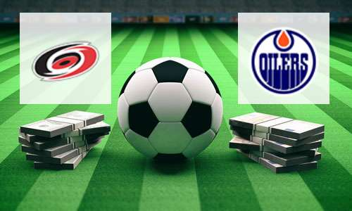 Carolina Hurricanes vs Edmonton Oilers