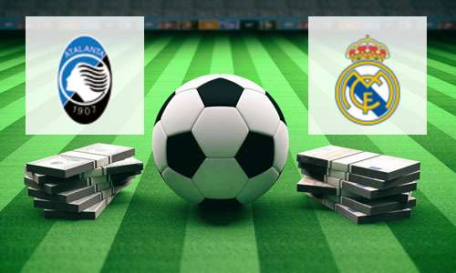Atalanta vs Real Madrid