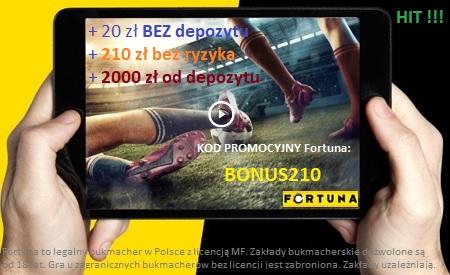 Fortuna - zakłady bukmacherskie online - OGLĄDAJ NA ŻYWO MECZ BARCELONA - REAL