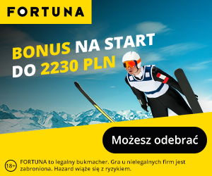 Skoki narciarskie - Fortuna sponsorem PZN i konkurs